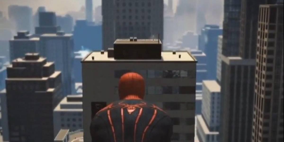 La Iguana se muestra en el nuevo trailer de The Amazing Spider-Man