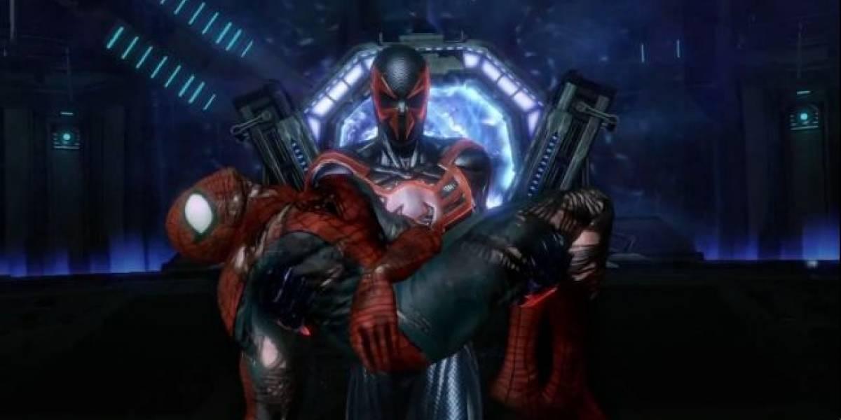 Spider-Man: Edge of Time saluda con nuevo trailer desde el [E3 2011]