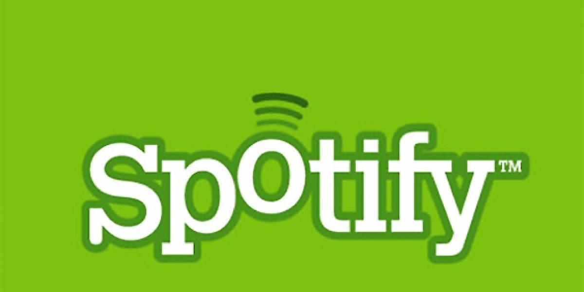 Spotify habría alcanzado 70 mil cuentas pagadas en una semana en EE.UU.