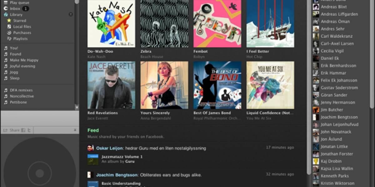 Spotify reduce en 50% su servicio gratuito