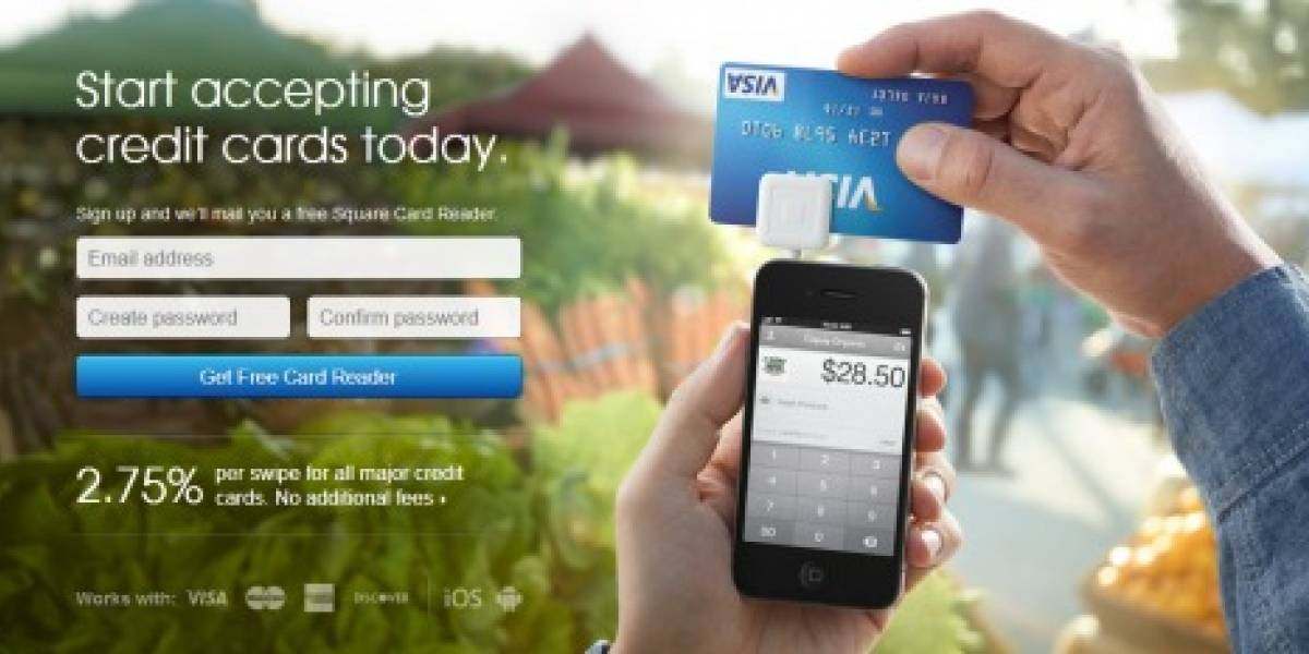 Starbucks invierte USD$25 millones en la aplicación de pagos móviles Square