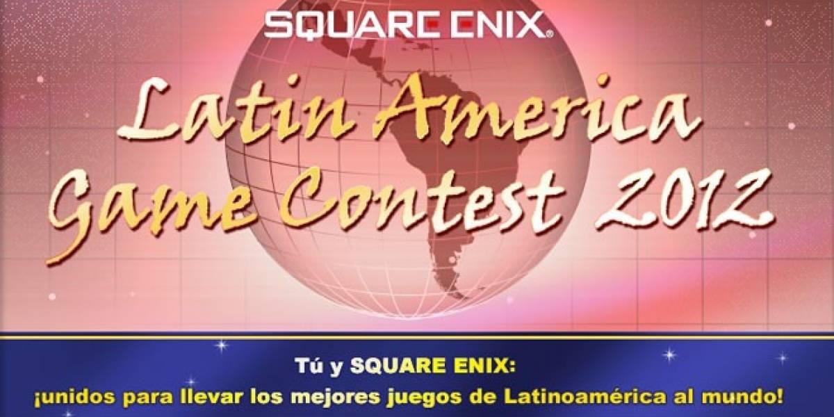 Square Enix anuncia concurso de desarrollo de videojuegos para Latinoamérica