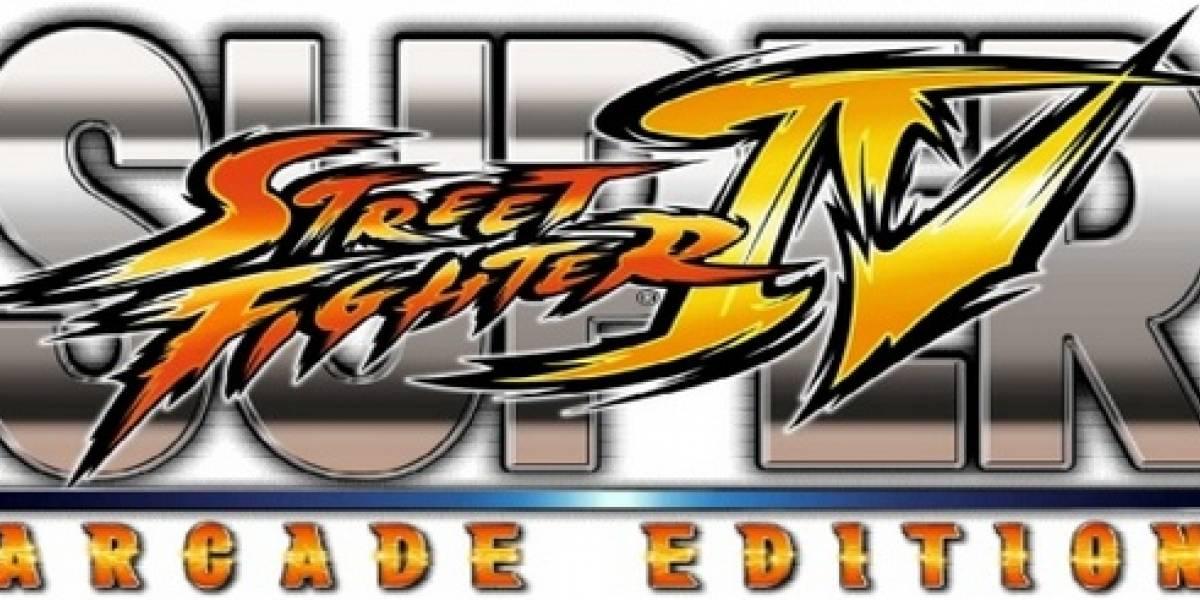 Ya se puede preordenar SSFIV: Arcade Edition en Steam