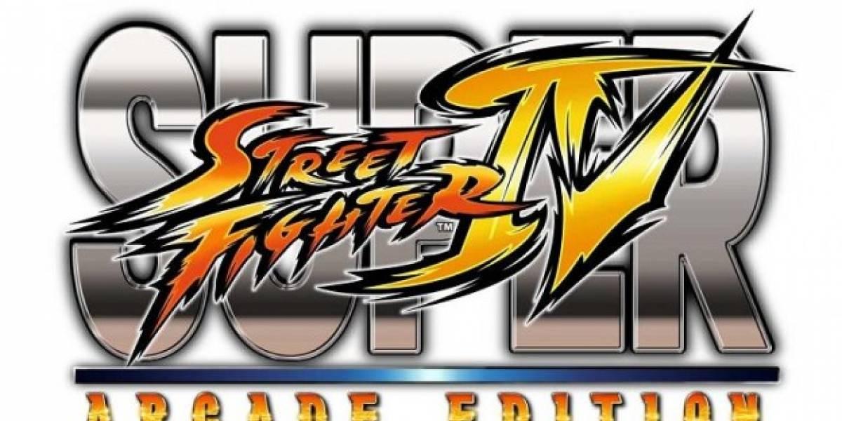Super Street Fighter IV Arcade Edition ya está disponible... o algo así