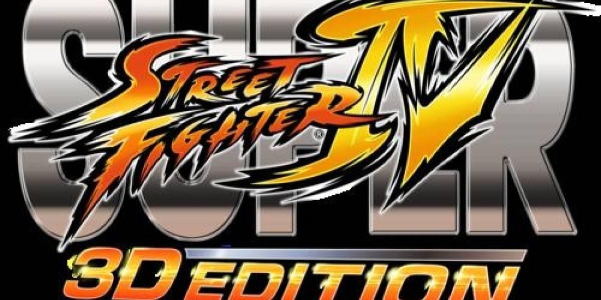 Ya se han distribuido más de 1 millón de Super Street Fighter IV 3DS