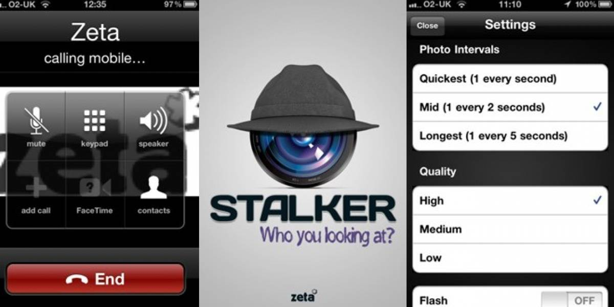 Espía a la gente con esta app de iPhone