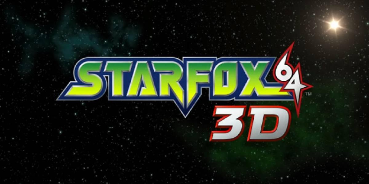 Star Fox 64 3D para Nintendo 3DS llega con voces en español