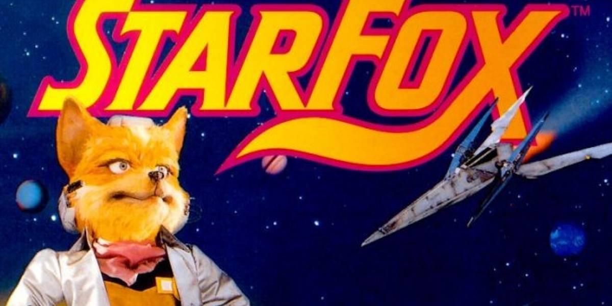 Star Fox cuenta con gran tributo HD