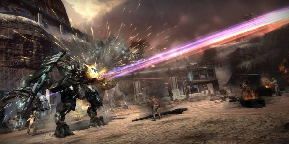El peso de la batalla en el nuevo trailer de Starhawk