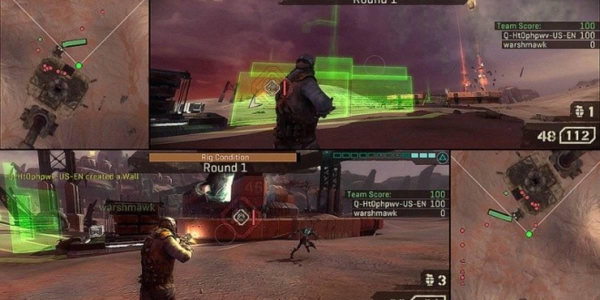 Starhawk tendrá soporte para multijugador en pantalla dividida