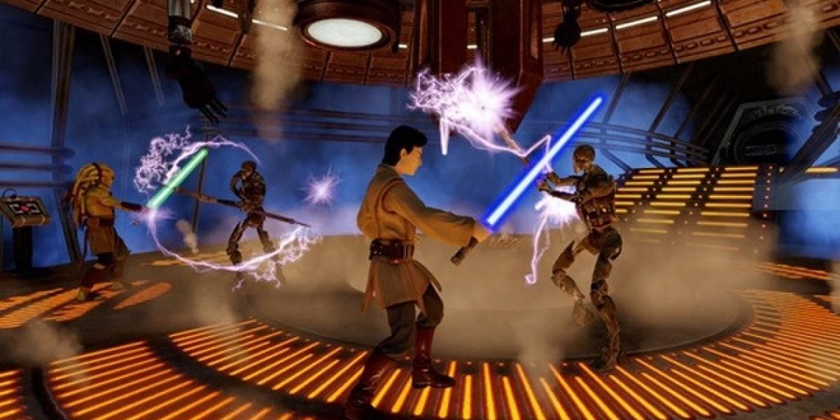 Star Wars Kinect hace su llegada a México
