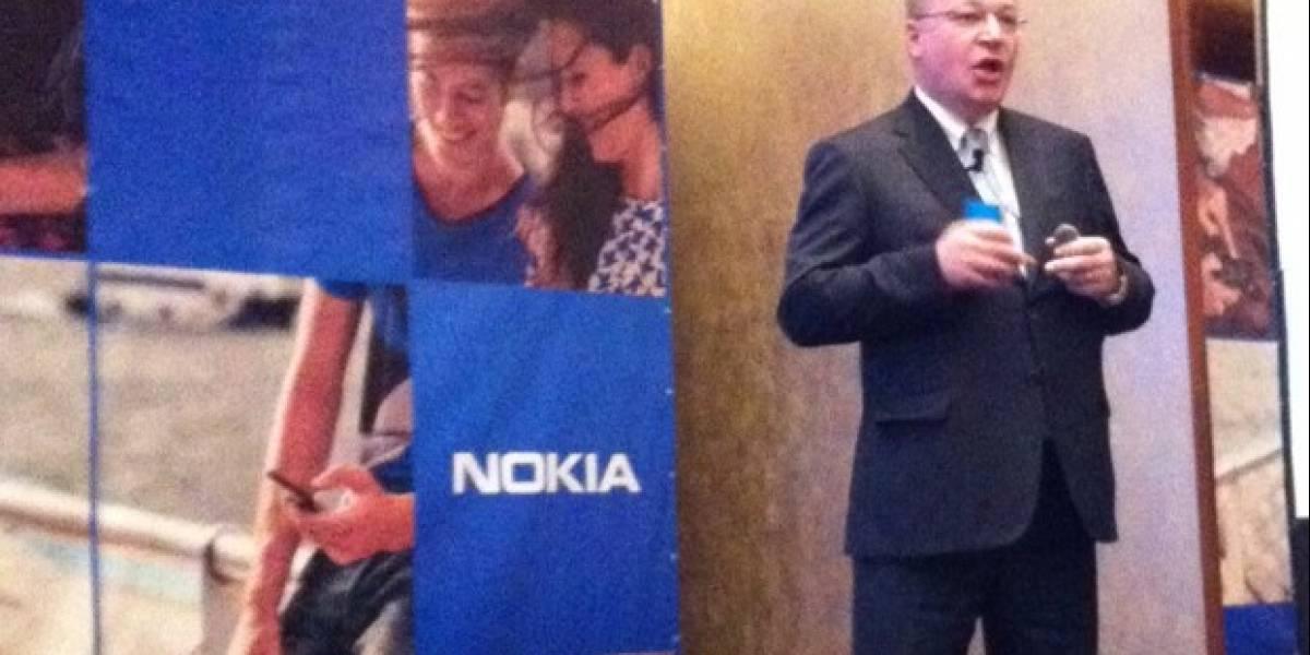 Según Elop, los Nokia Lumia y Asha llegarán a América Latina en 2012