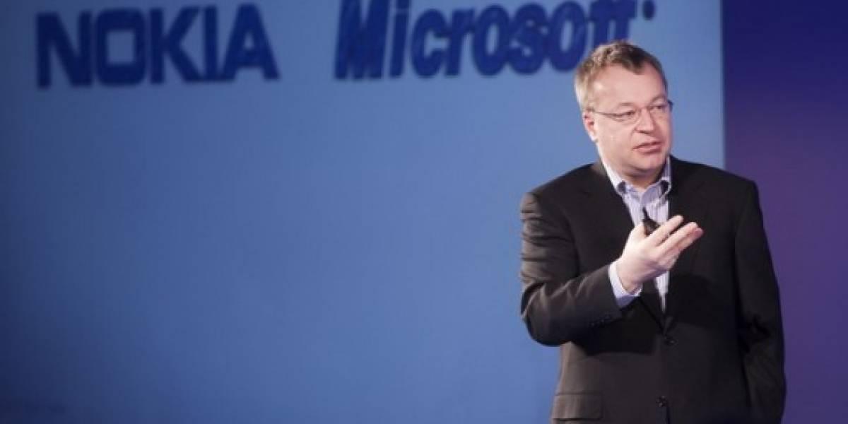 Stephen Elop asegura que las operadoras necesitan un tercer sistema operativo
