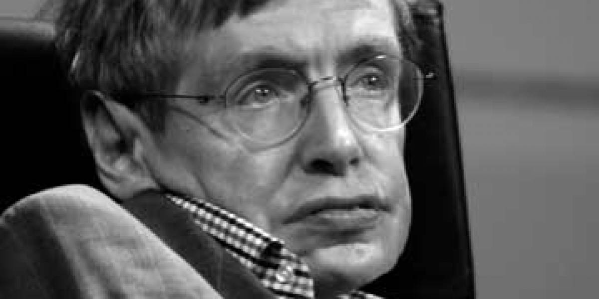 """Stephen Hawking dice que el Cielo es """"un cuento de hadas"""""""