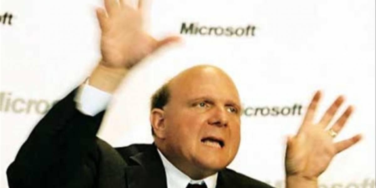 ¿Debe irse Steve Ballmer de Microsoft?