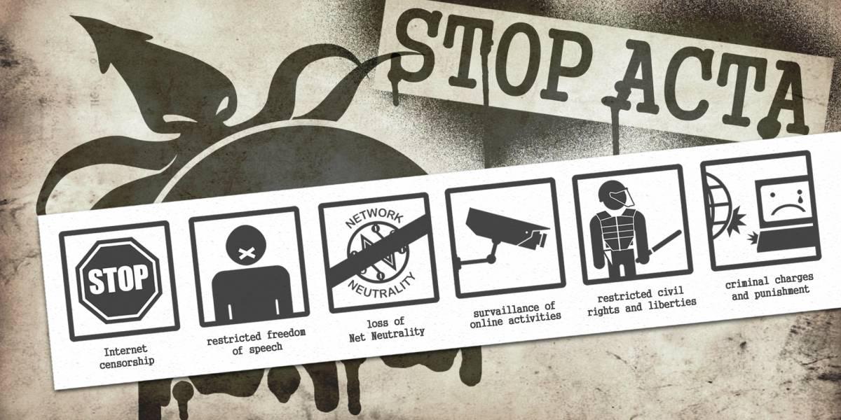Congreso mexicano rechaza ACTA y exhorta a las instancias involucradas a no firmarlo