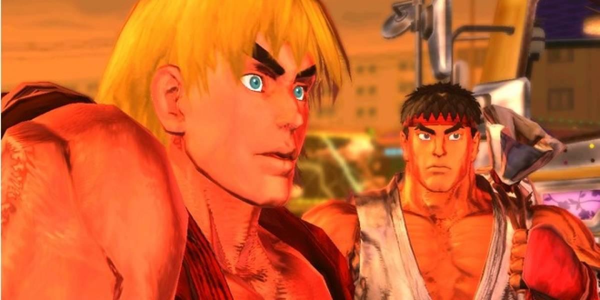 Productor de Namco considera Tekken X Street Fighter para PS Vita