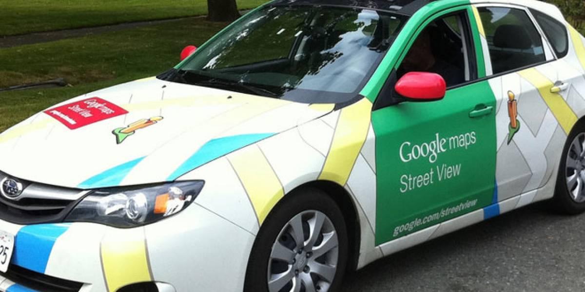 Google diseñó sistema para recolectar datos de WiFi con Street View hace 5 años