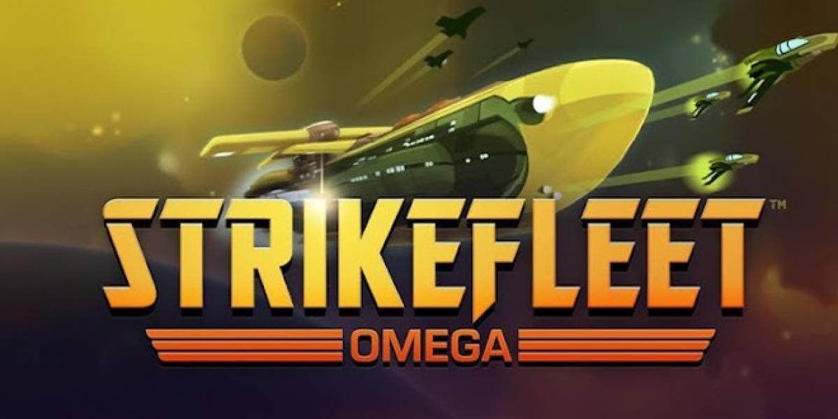 No te pierdas el juego gratuito Strikefleet Omega