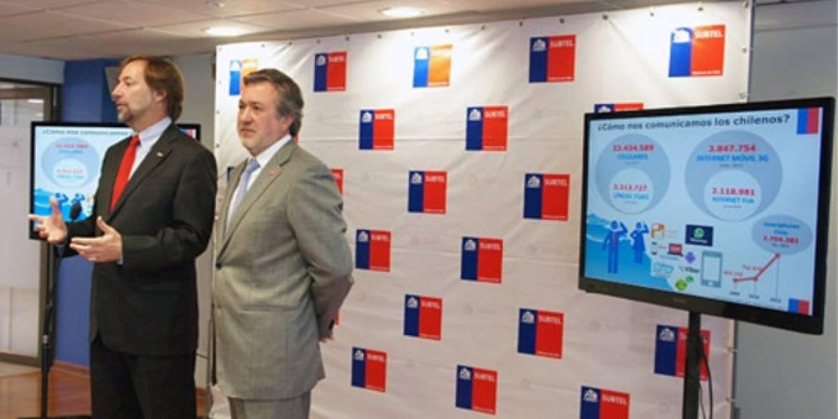 Chile: Gobierno quiere eliminar diferencias de precio al llamar entre operadoras