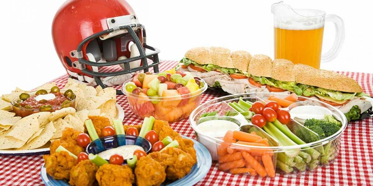Las 5 comidas favoritas del Super Bowl