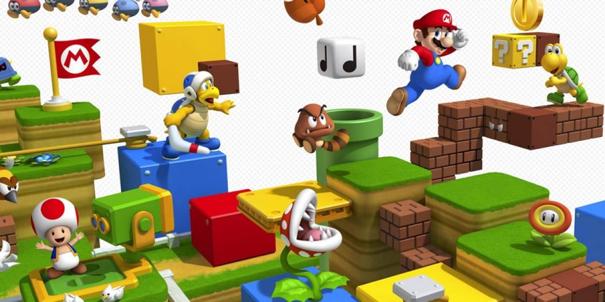 Se disparan las ventas de la 3DS por el lanzamiento de Super Mario en Japón