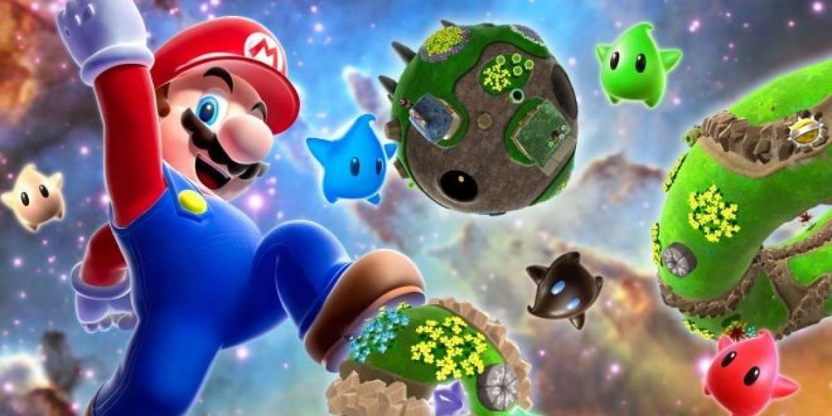 Nintendo confirma Super Mario para Wii U y lo exhibirá en el E3