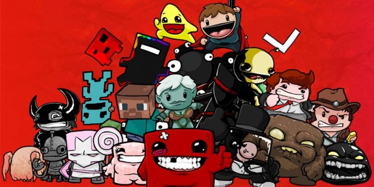 Super Meat Boy llega al millón de copias vendidas
