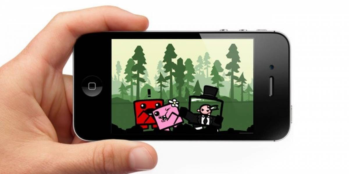 Super Meat Boy: The Game aterrizará en iOS