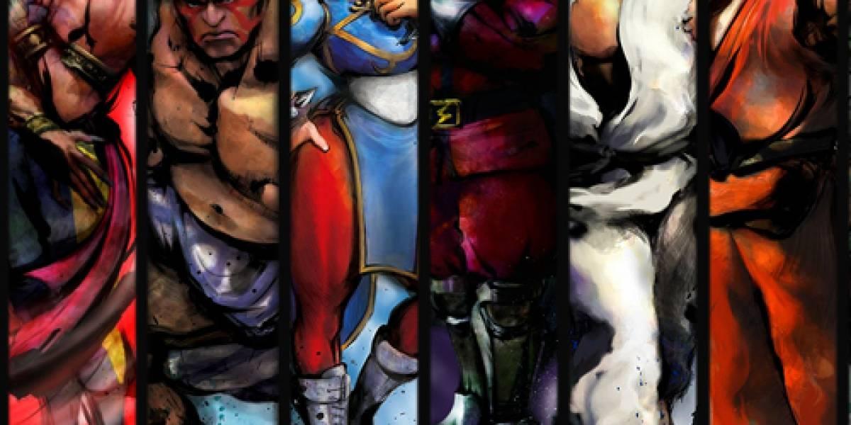 Capcom dice que no habrá que esperar 10 años para Street Fighter V