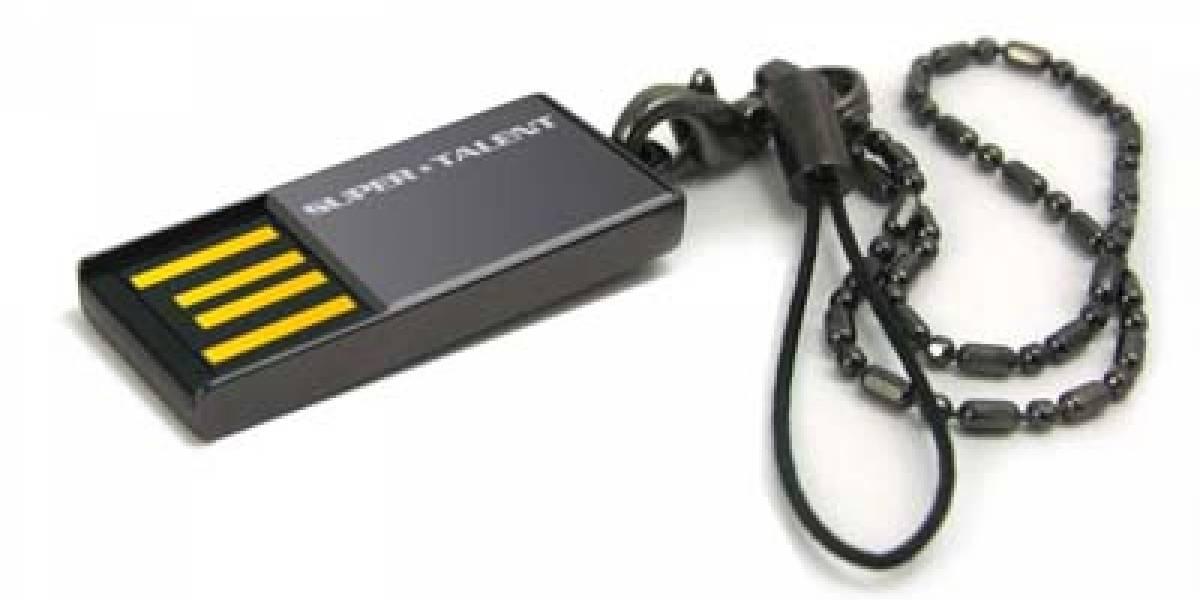 Super Talent Pico USB ahora es de 32GB