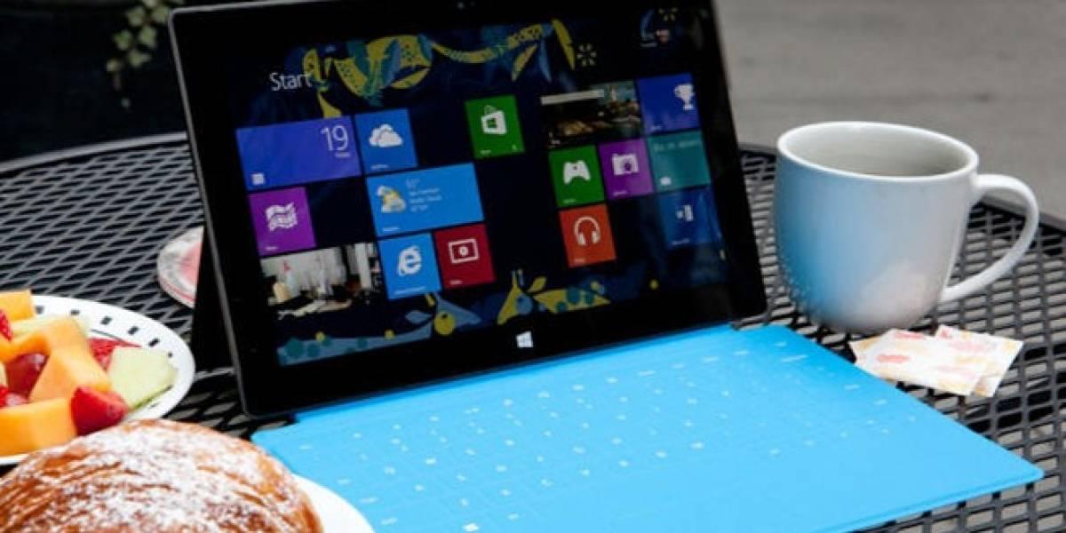 Aparecen rumores del posible sucesor del Microsoft Surface