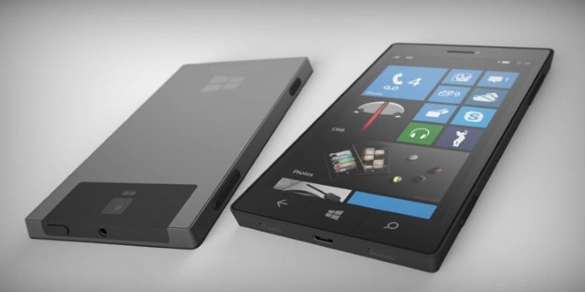 Google y Microsoft quieren replicar su estrategia de tabletas en un smartphone