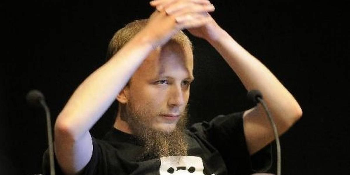 Gottfrid Svartholm, co-fundador de Pirate Bay, fue arrestado apenas pisó Suecia