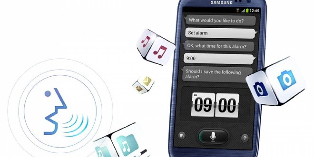 Instala el S-Voice del Samsung Galaxy SIII en tu Android ICS