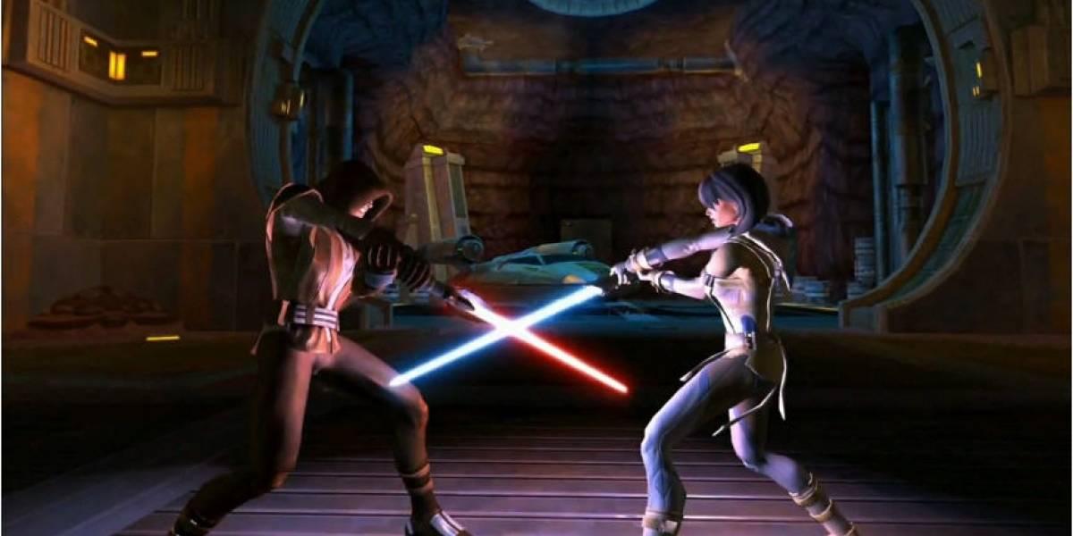 Únete a la batalla de Star Wars: The Old Republic con su nuevo tráiler de la [Comic-Con 11]