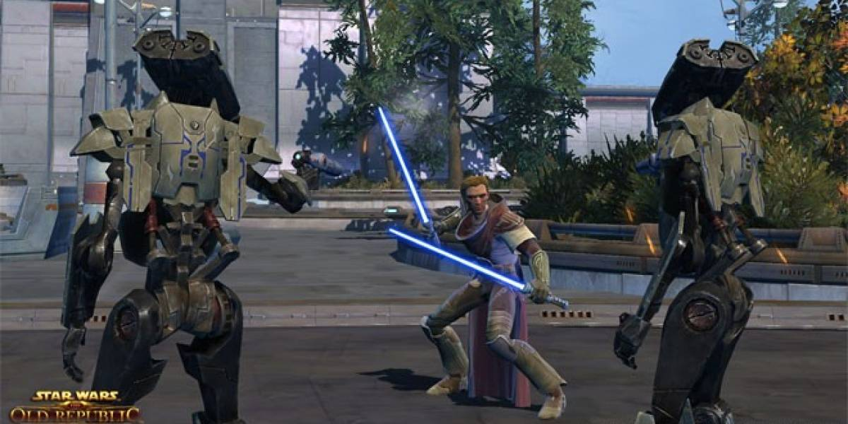 Star Wars: The Old Republic catapulta la popularidad del Hero Engine