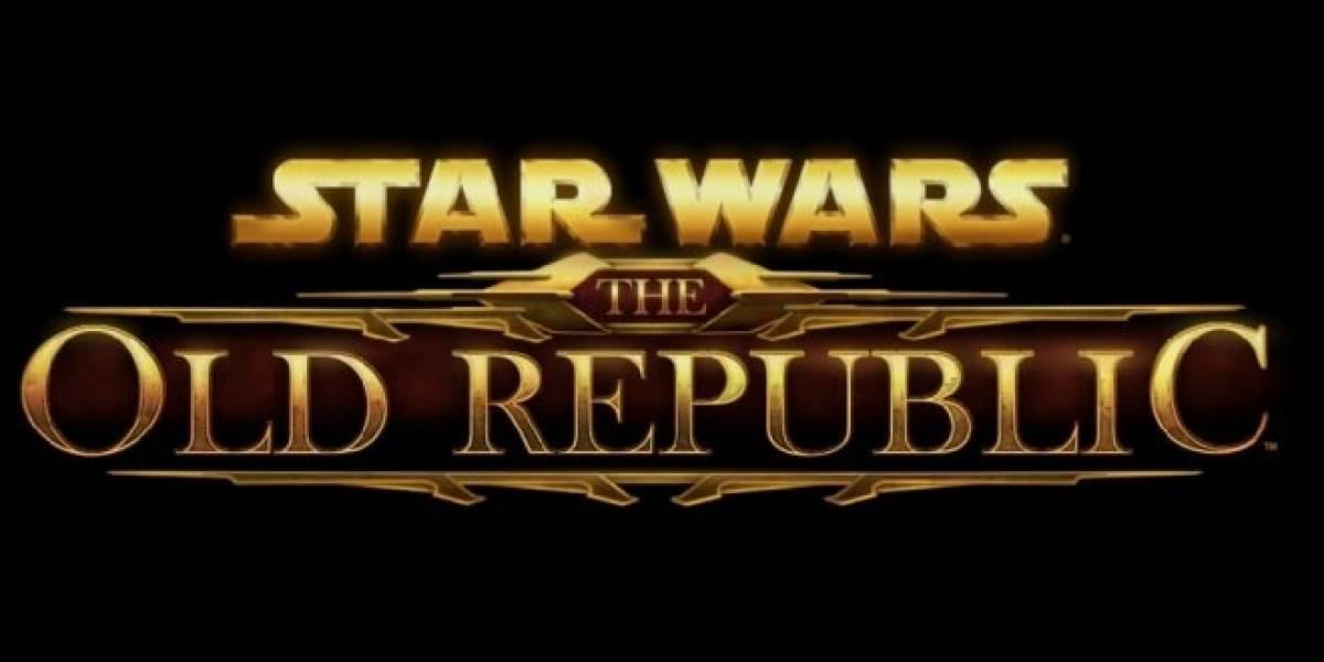 Star Wars: The Old Republic registró a 350 mil jugadores simultáneos