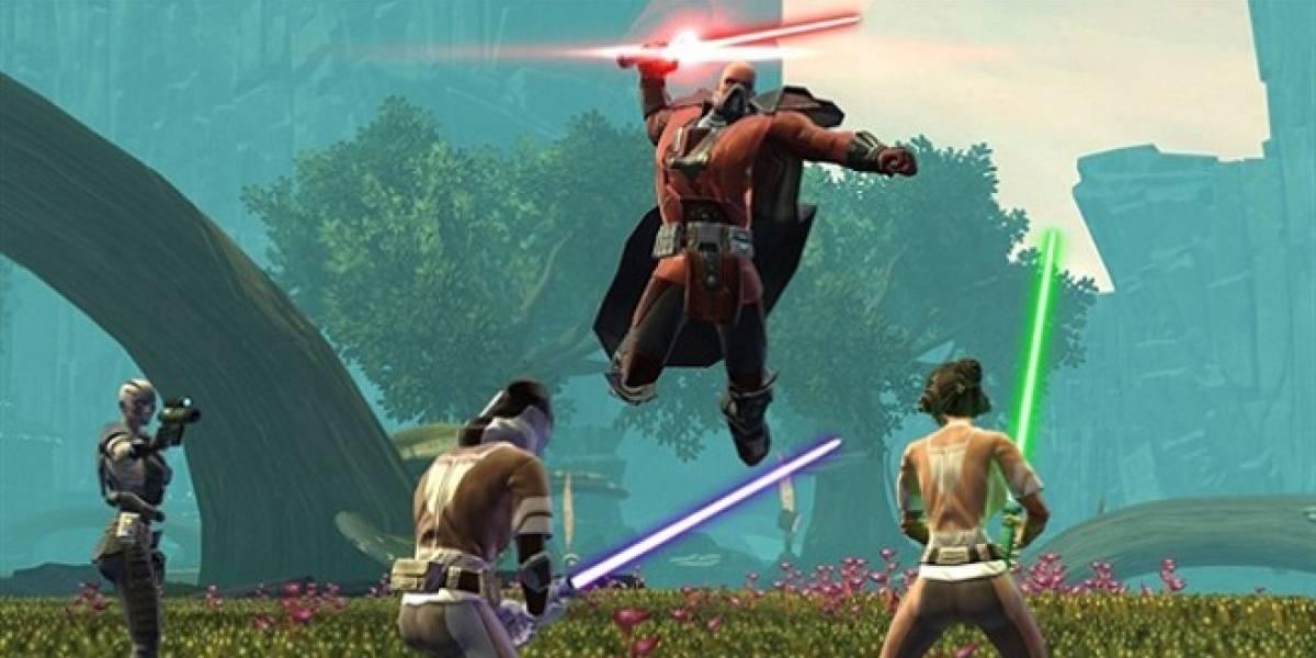 España: Star Wars The Old Republic baja de precio por tiempo limitado