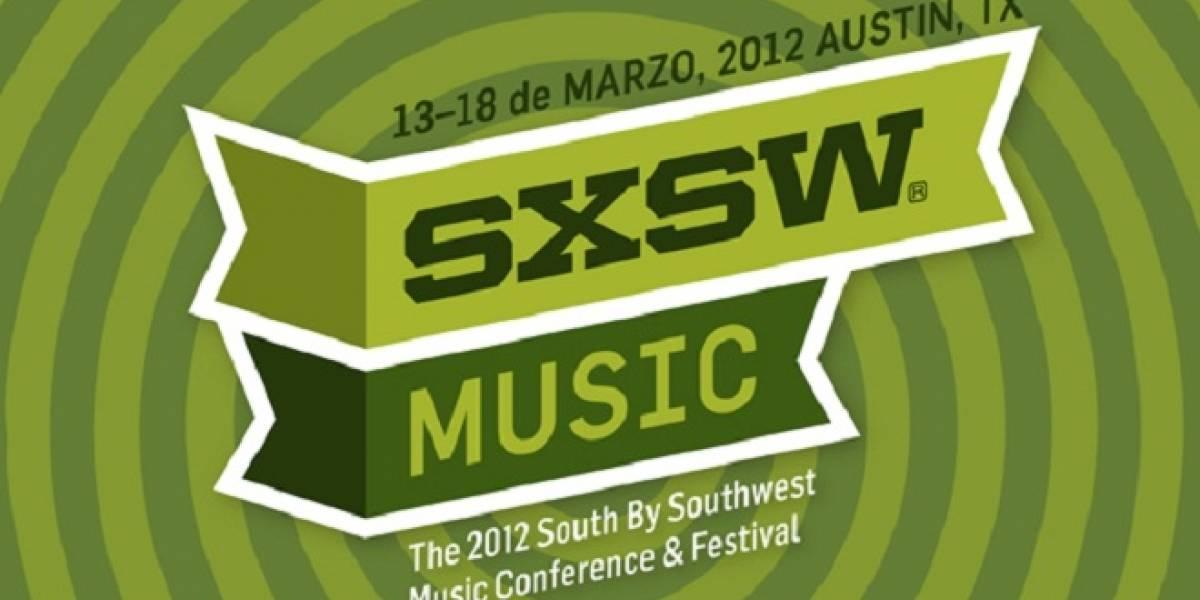 SXSW 2012: Este año recopilaron 7,51GB de música para descargar gratis