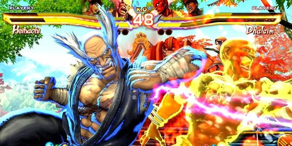 Dos personajes más para Street Fighter X Tekken revelados en el marketplace de Xbox 360