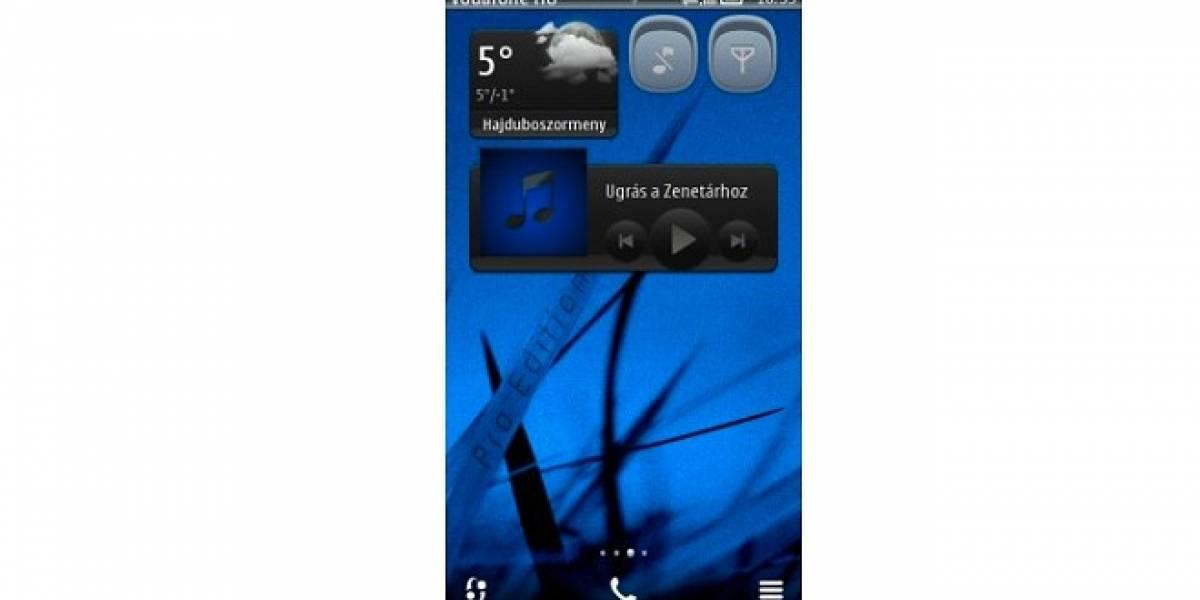 Se filtra una nueva versión no oficial de Symbian Belle para el Nokia N8