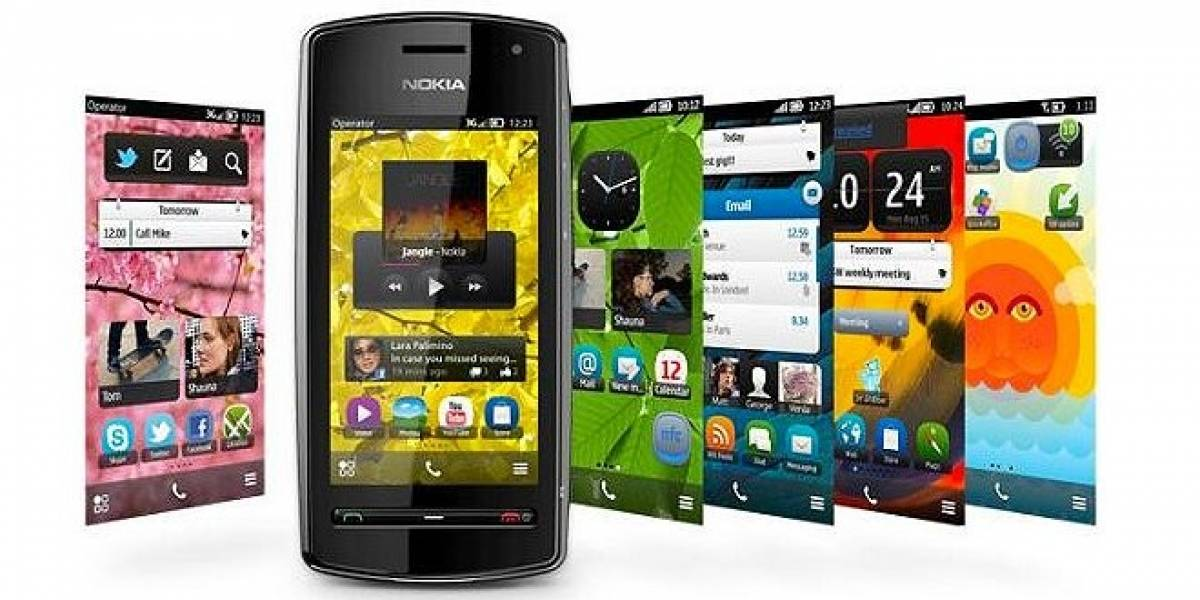 Equipos basados en Nokia Belle podrán subir fotos automáticamente a Skydrive