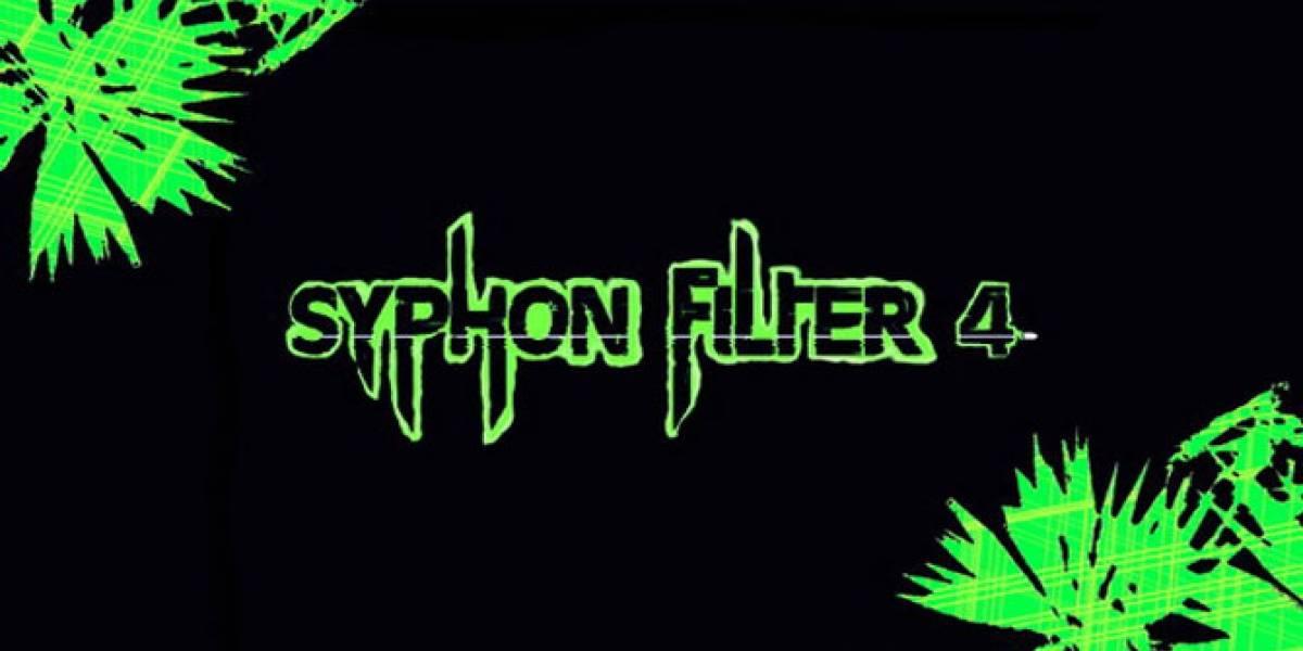 Futurología: Syphon Filter 4 se viene para Invierno de 2012