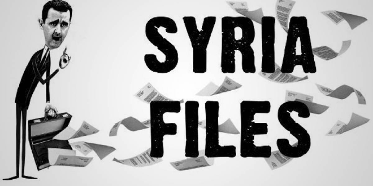 Wikileaks comienza a desclasificar más de 2 millones de e-mails políticos en Siria