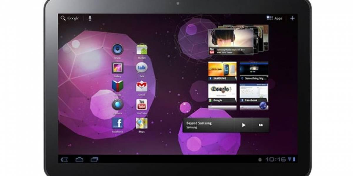 Rumor: Samsung prepara Galaxy Tab con pantalla de 11.6 pulgadas y gran resolución