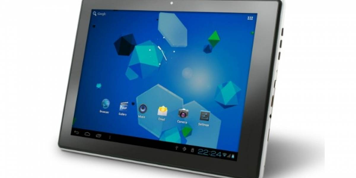 Point of View lanza su nueva tableta PROview2 con Ice Cream Sandwich