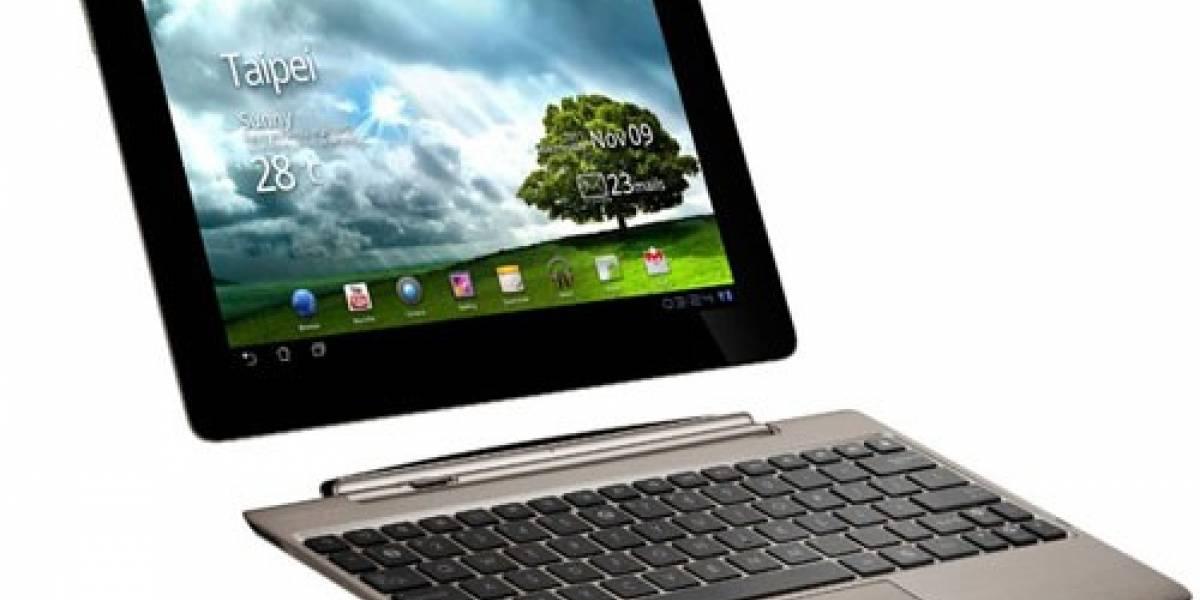 Ya se puede preordenar el tablet híbrido ASUS Transformer Prime
