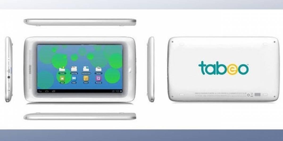Toys R Us también lanza una tablet de 7 pulgadas para niños