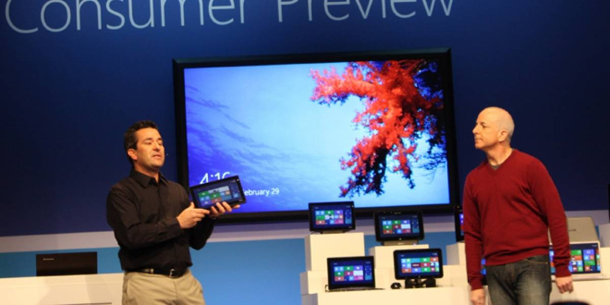 Windows 8 para ARM no integrará funciones para empresas